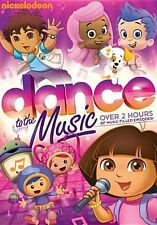 NICKELODEON FAVORITES: DANCE TO THE MUSIC - DVD - Region 1 - Sealed