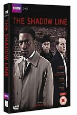 The Shadow Line: Complete BBC Series + Exclusive DVD Bonus Features 3 Dis DVD