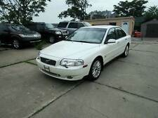 Volvo : S80 2.5T 4dr Sed
