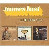 James Last - 3 CD Box Set (2001) - NEW & SEALED