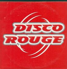 CD SINGLE 3 TITRES--DISCO ROUGE--DISCO ROUGE--1997