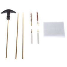 New Brush Kit .177(4.5mm) and .22 (5.5mm) for Air Rifle Gun Cleaning Kit Hunting