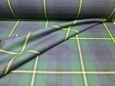 Johnstone Tartan Fabric Johnstone Modern 13oz 100% Pure Wool By The Metre
