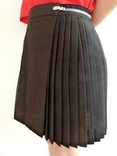 "GYMPHLEX Girls/Ladies BLACK Sports Kilt/Skirt W34"" 15+ yrs- NEW!"