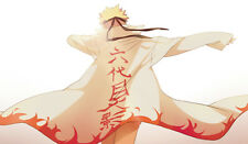 358 Naruto Hokage PLAYMAT CUSTOM PLAY MAT ANIME PLAYMAT FREE SHIPPING