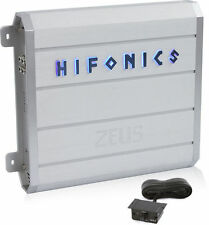 Hifonics ZRX1200.1D 1200W Monoblock Zeus Series Class D Car Amplifier