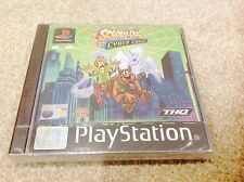 Scooby Doo And The Cyber Chase PS1 Playstation One **New**Factory Sealed