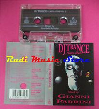 MC DJ TRANCE VOL.2 compilation GIANNI PARRINI LINEOUT DALI' no cd lp dvd vhs