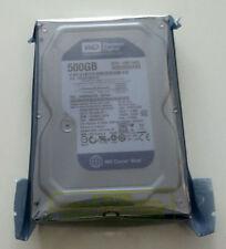 """Western Digital WD Blue HDD 500GB 7200RPM 16MB SATA2 3.5"""" WD5000AAKS Hard Drive"""