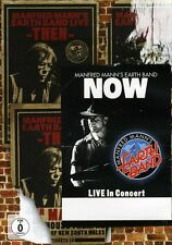 Manfred Mann's Earth Band: Then and Now (2012, DVD NEW)