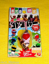 GORENGER - # 4 PINK MOMORENGER,KEY CHAIN,CELLPHONE STRAP,ANIME,SENTAI