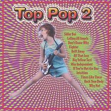 FREE US SH (int'l sh=$0-$3) ~LikeNew CD Top Pop: Vol. 2-Top Pop