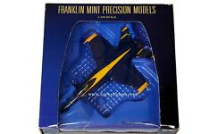 Franklin Mint Precision Models/Armour F18 Hornet Blue Angels 1:100 Scale