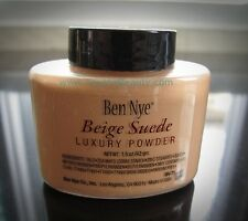 Authentic and Brandnew Ben Nye Luxury Powder - Beige Suede 1.5oz