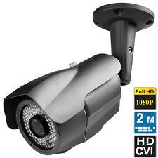 Warehouse-specific HD-CV I2.4MP Sony CMOS 2.8-12mm Lens Outdoor Bullet Camera