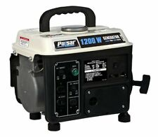 Pulsar PG1202S Gas Powered Generator, 1200-watt Ouput , New, Free Shipping