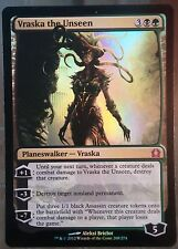 Vraska l'Inapparente PREMIUM / FOIL VO - Vraska the Unseen - Mtg Magic -