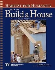 Habitat for Humanity How to Build a House by Angela C. Johnson-Grimmett,...