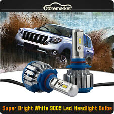 70W 7200LM 9005 LED Headlight Kit HB3 High Beam Light Bulb 6000K Xenon White NEW