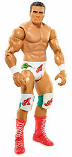 WWE Wrestling Heroes Fight Super Star Alberto Del Rio Mexico Mattel Ages 6+ Toy