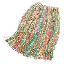 Grass Skirt Long Fancy Dress Accessory Approx 80cm (Multi-Coloured) P175