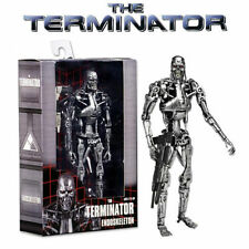 Terminator Classic Endoskeleton PVC Action Figure Figurines Collection Model Toy