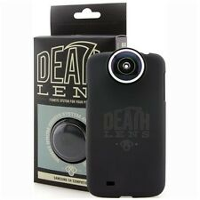DEATHLENS SAMSUNG CAMERA LENS FISHEYE FOR S4 COMPATIBLE SKATE SNOW SCOOTER