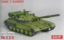 T-64 BM2 MAIN BATTLE TANK (RUSSIAN AND SOVIET MARKINGS) 1/35 SKIF RARE