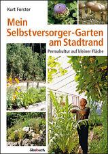 Selbstversorger-Garten am Stadtrand: multifunktionales, ökologisches Gewächshaus