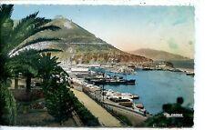 CP Algérie - Oran - Promenade de l'Etang et le port