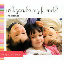 FREE US SH (int'l sh=$0-$3) NEW CD Roches: Will You Be My Friend (Dig)