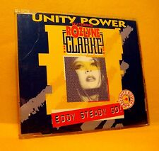 MAXI Single CD UNITY POWER FEAT ROZLYNE CLARKE Eddy Steady Go 4TR 1993 eurodance