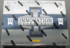 Panini Innovation Basketball Hobby Box 2013/14 2 Auto, 1 Memorabilia 6 Inserts!!