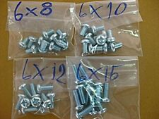 YAMAHA 180CS 1E 1967  SCREW SET SHORT SIZE    (sa)