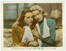 CONSTANCE BENNETT, NANCY KELLY original color movie photo 1939 TAIL SPIN