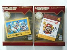 GBA Super Mario Bros. 1 / 2 set Gameboy Advance Famicom mini Japan F/S