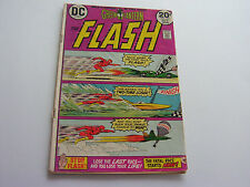 THE FLASH COMIC  #223  OCTOBER 1973  **MARVELOUS READERS COPY**   COMPLETE   G+