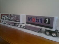 Holden Mobil SP Tools Freightliner B Double Transporter 1/32 Bathurst V8 Truck