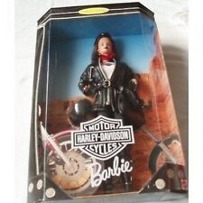 Barbie Harley Davidson 3º en serie 22256 Collector Edition 1998 Nrfb