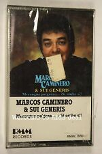 Marcos Caminero & Sui Generis Merengue pa'goza(Audio Cassette Sealed)