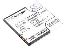 Nouvelle batterie pour Alcatel One Touch 918 Mix OT-918 Mix CAB32A0001C1 Li-Ion