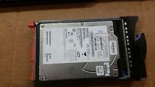 IBM 24P3721 32P0766 146GB 10K Fibre Channel Hard Drive with Server Tray