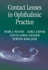 Contact Lenses in Ophthalmic Practice - Mannis, Mark J. - Paperback