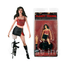 CHERRY figure PLANET TERROR grindhouse ROSE McGOWAN quentin tarantino MOVIE NECA