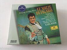 New MOZART LE NOZZE DI FIGARO - 3 Stereo CDs - DG BOHM 449 728-2, Sealed