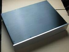 4307 Full Aluminum case for Preamplifier DAC chassis 430x70x308 Blank for DIY