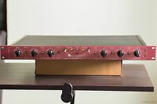 Manley Langevin Discrete Dual Mono Microphone Preamp w/ EQ - Excellent Condition