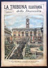 1898 GRECIA CANDIA BANDIERA Roma Campidoglio Statuto MORTO MINISTRO EMILIO SINEO