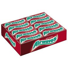 30 x Wrigley´s Airwaves Chewing Gum (CHERRY MENTHOL) **BRAND NEW + BEST PRICE**
