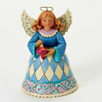 Enesco Jim Shore Mini Christmas Angel New